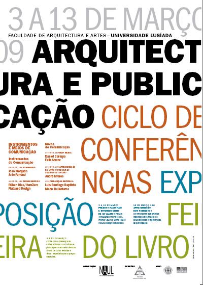 Feira do Livro7Conferencias/Exposição