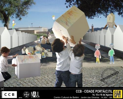 CCB - CIDADE PORTÁ(C)TIL